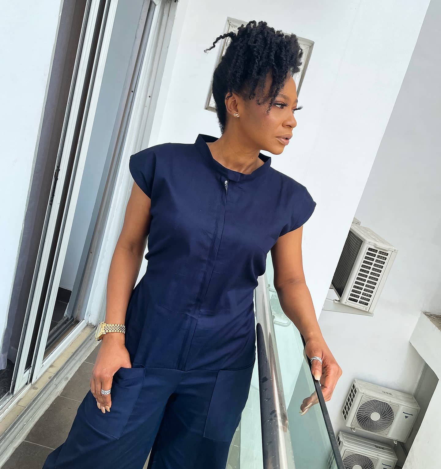 """Nse Ikpe-Etim responds to follower who asked her """"why did you sell out your womb?"""""""