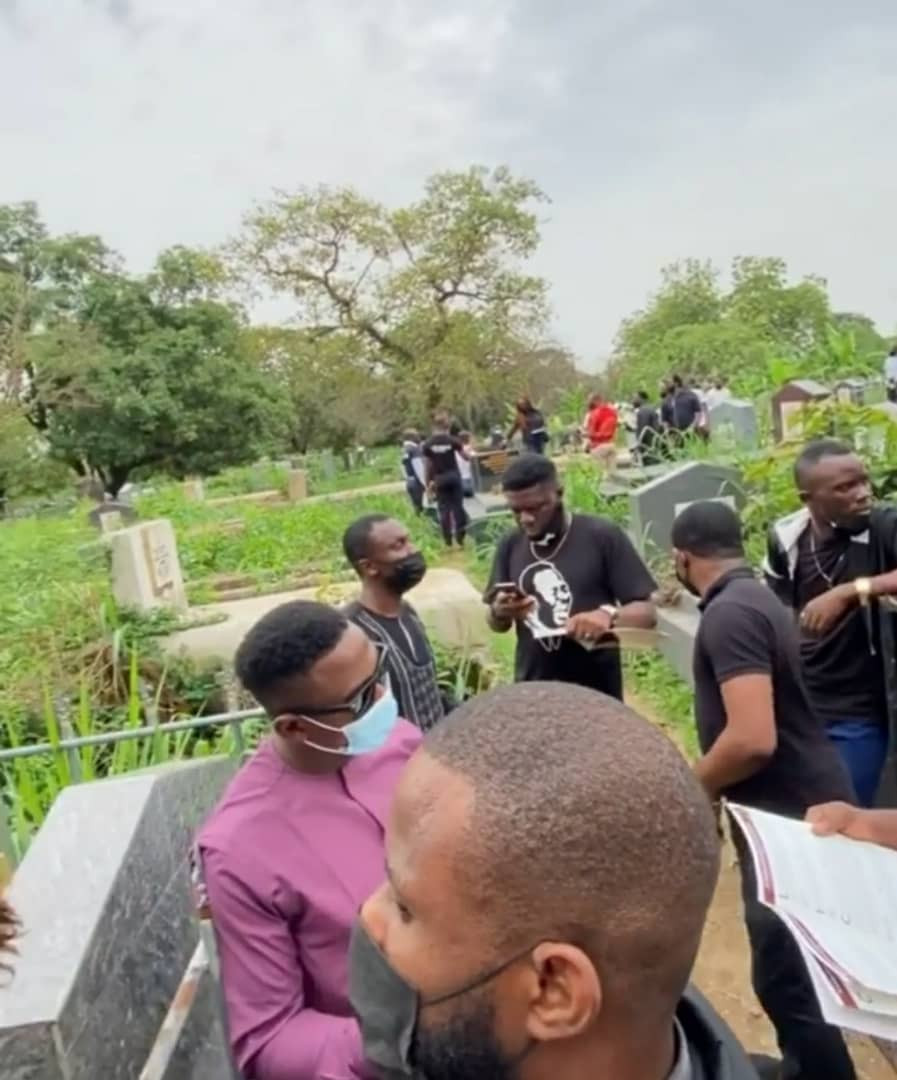 Comedian, Callibird laid to rest (photos/video)