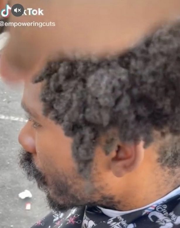 Homeless man transformed with free haircut amazes internet with