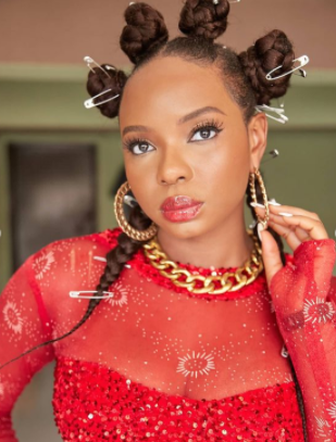 Yemi Alade vows never to lend anyone money again after someone she gave money refused to pay back