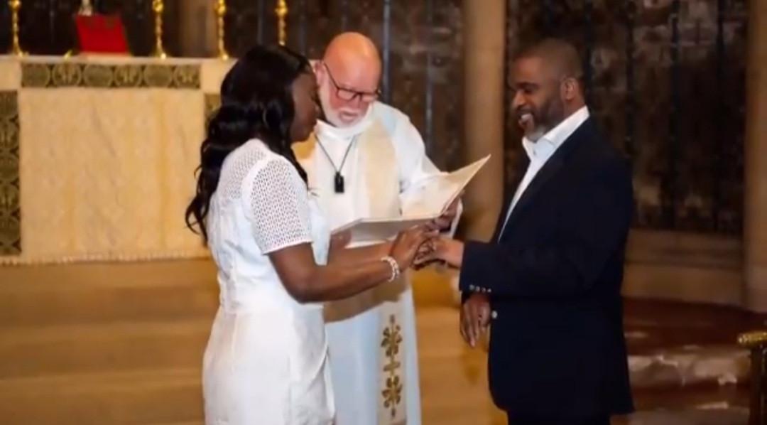 Un couple nigérian se remarie après 10 ans de séparation et de divorce