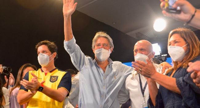 Guillermo Lasso wins Ecuador presidential election, Arauz concedes
