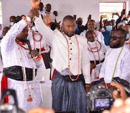 Itsekiri prince files lawsuit challenging the emergence of Tsola Emiko as the Olu of Warri designate