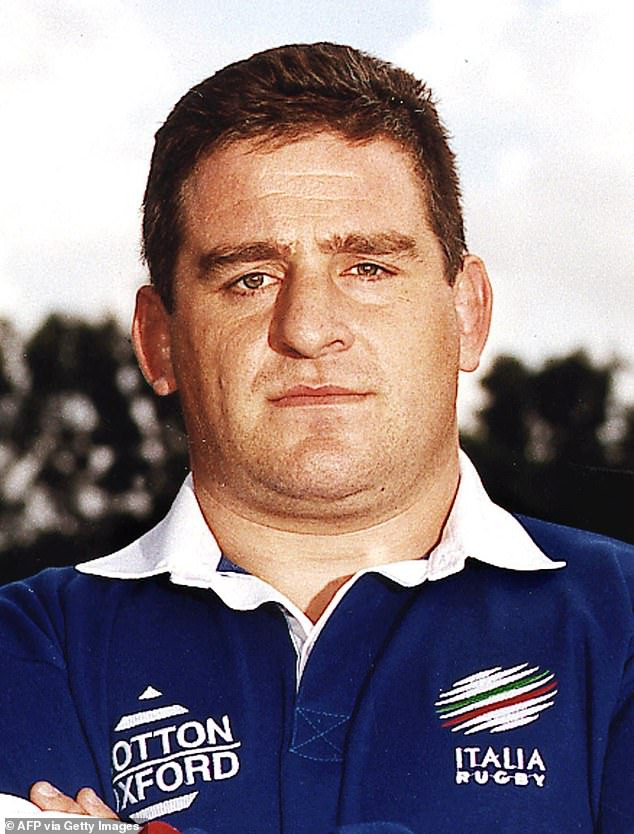 Massimo Cuttitta, former Scotland scrum coach and Italy captain, dies aged 54 in hospital in Rome after contracting Covid-19