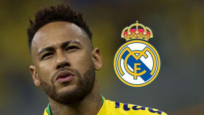 PSG snubbed ?300m offer from Real Madrid to buy Neymar -  Neymar