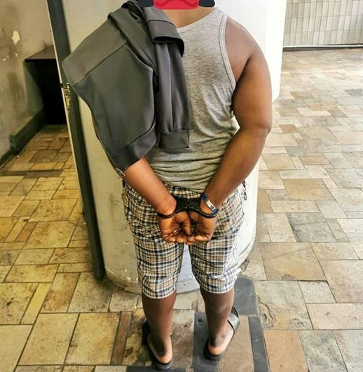 Nigerian man arrested in South Africa for allegedly selling drugs to schoolchildren
