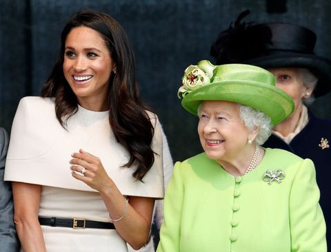 Meghan Markle reportedly spoke with Queen Elizabeth to share condolences following Prince Philip