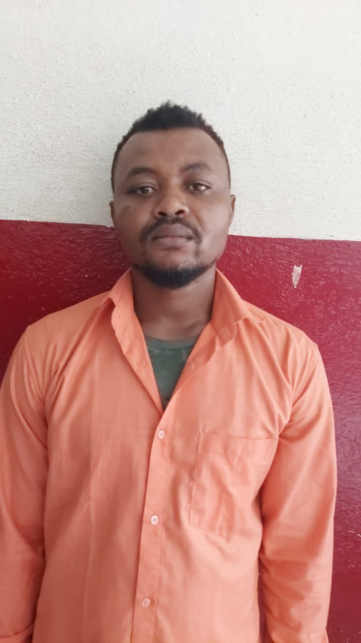 Nigerian man arrested in India for duping people on pretext of sending expensive gifts