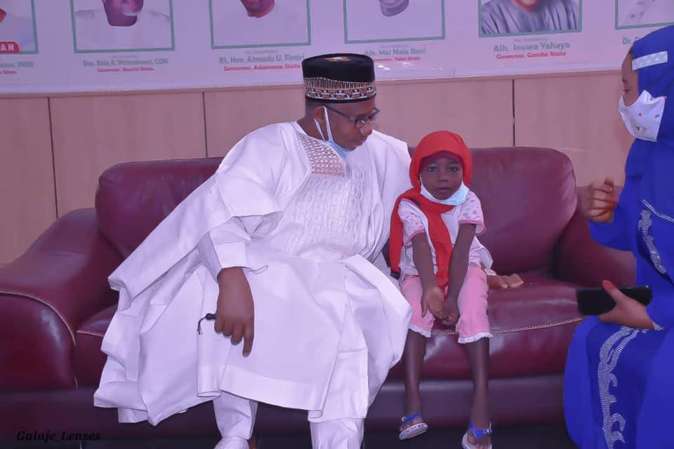6-year-old girl whose genitals were mutilated by ritualists in Bauchi recovers after successful reconstructive surgery