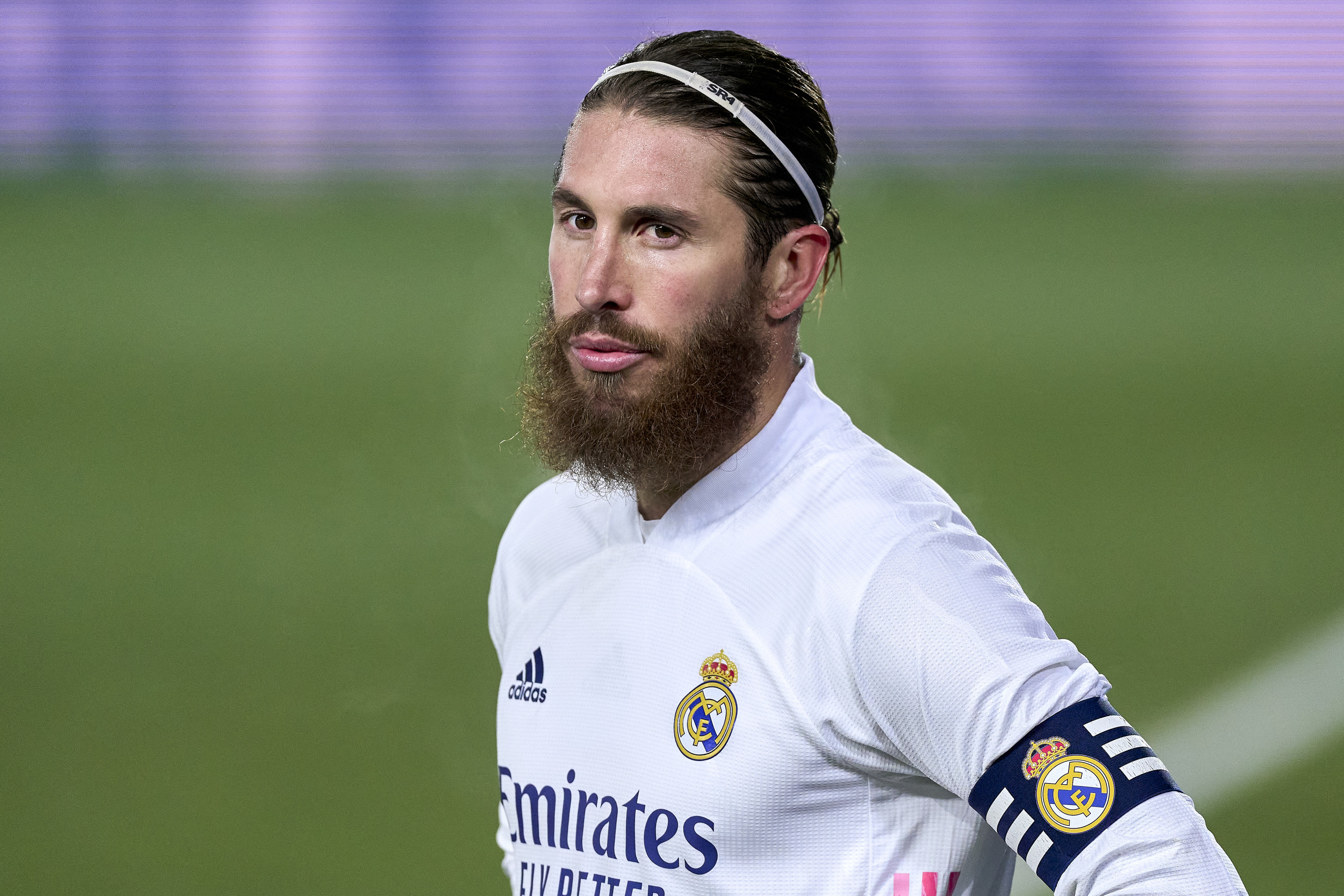 Real Madrid captain, Sergio Ramos tests positive for Coronavirus ahead of Champions League second leg against Liverpool