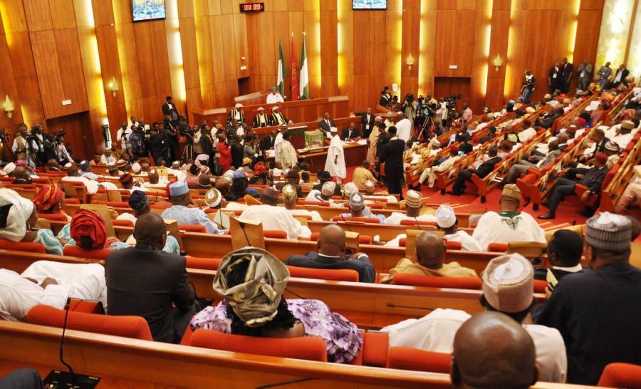 Senate suspends plenary over lawmakers