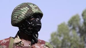Nigerian soldier commits suicide in Borno
