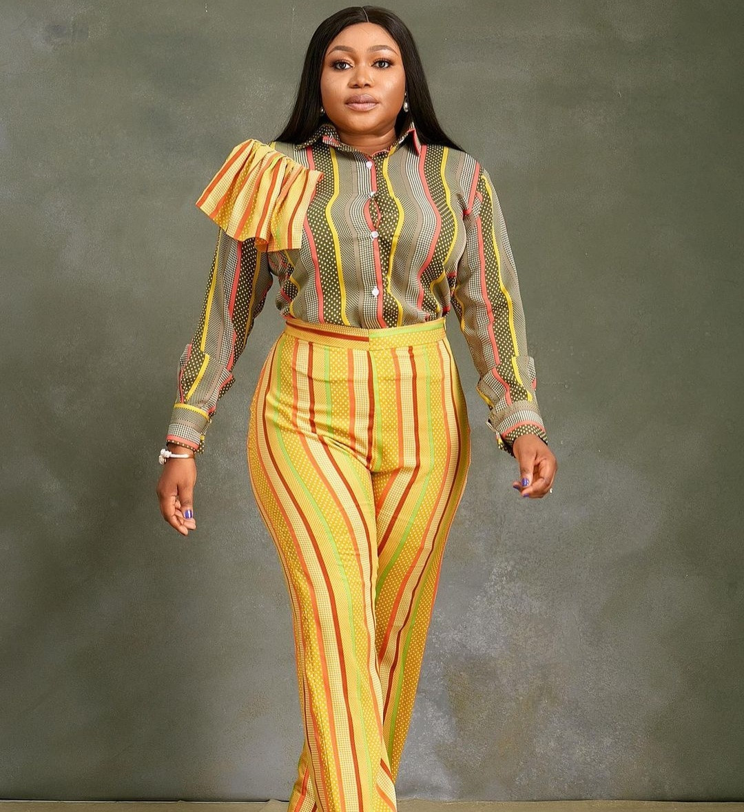 """Ruth Kadiri accuses Mo Abudu and Lagos State government of """"overlooking"""" her after she wasn"""