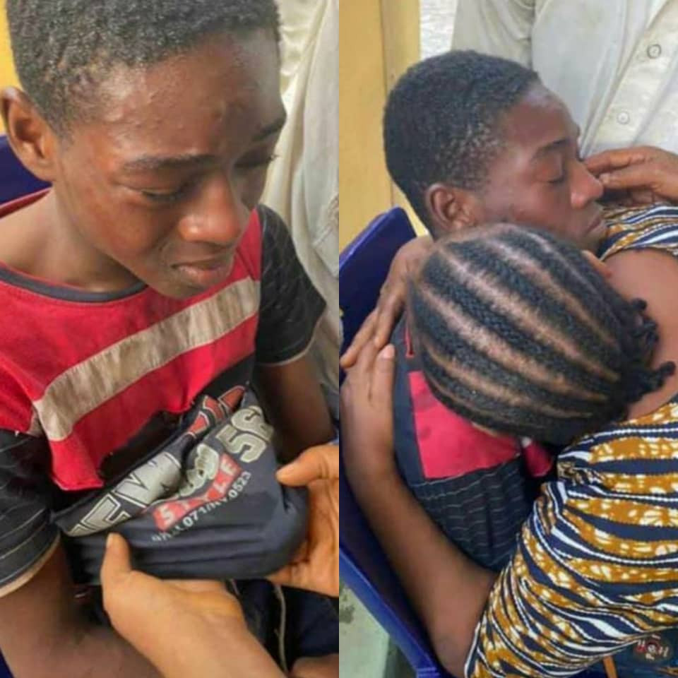 Update: 13-year-old boy abducted in Ogun regains his freedom