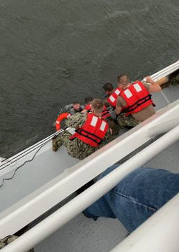 6 rescued, others missing after 129ft boat capsizes off Louisiana coast amid severe weather (Video/Photos)