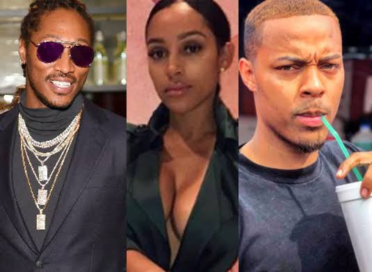 Rappers, Bow Wow and Future