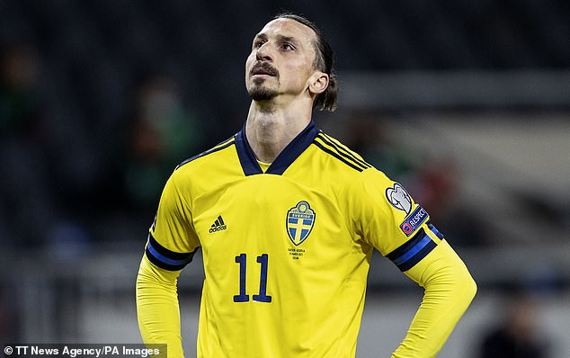 AC Milan star, Zlatan Ibrahimovic
