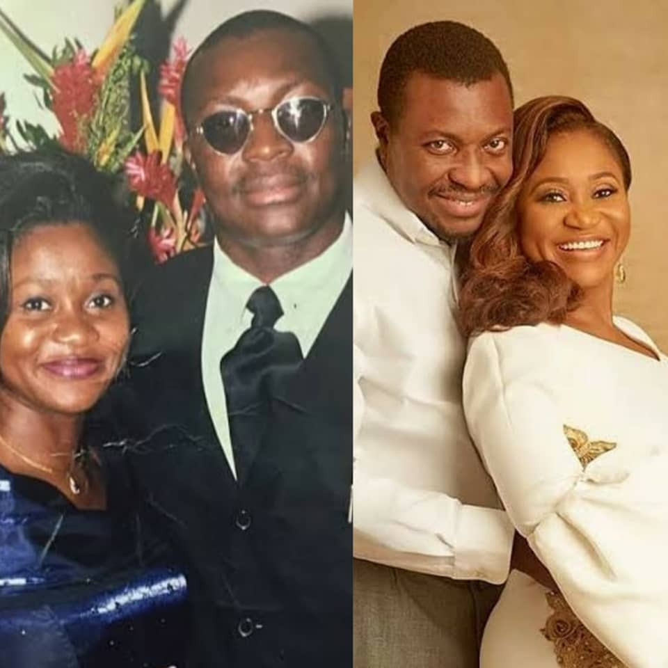Comedian Alibaba and wife celebrate 15th wedding anniversary