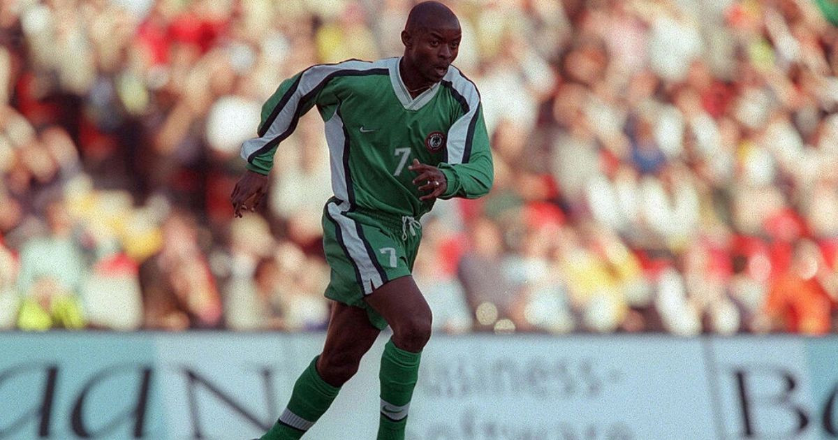 Super Eagles legend, Finidi George turns 50 today and his former club teammates at Ajax made a tribute video to wish him a happy birthday... Watch!