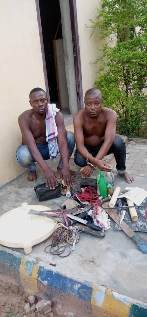 Police arrest wanted murderer, cult suspects, drug dealer, others in Delta