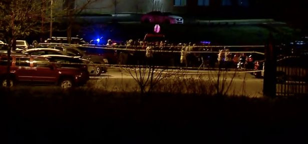 'Multiple' people shot inside FedEx warehouse before gunman kills himself. 4