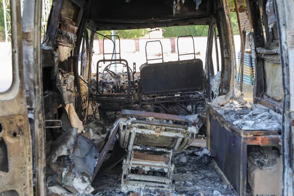 18 killed, 21 injured in Boko Haram attack in Damasak, Borno