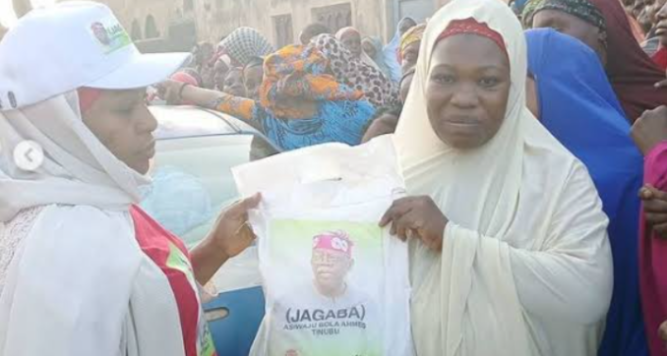 I?m not behind distribution of rice in the north - Tinubu