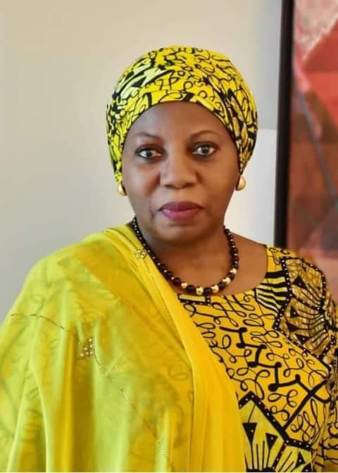 Aisha Buhari commends the President for appointing her aide as UNESCO Ambassador