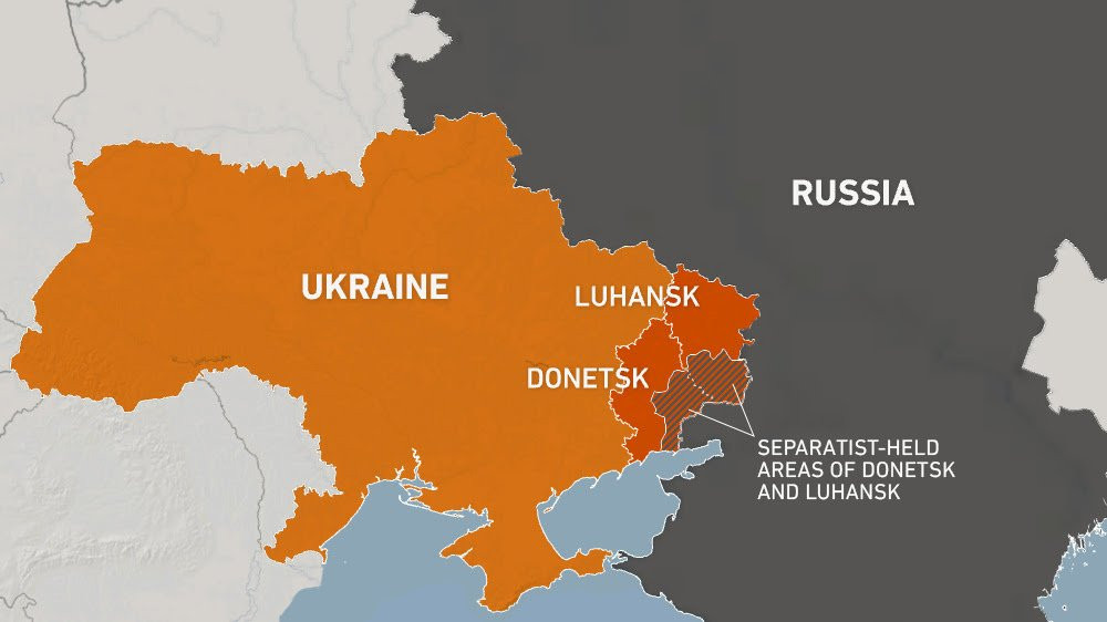 Ukraine may seek Nuclear weapons if NATO rejects its membership application and abandons them to Russia