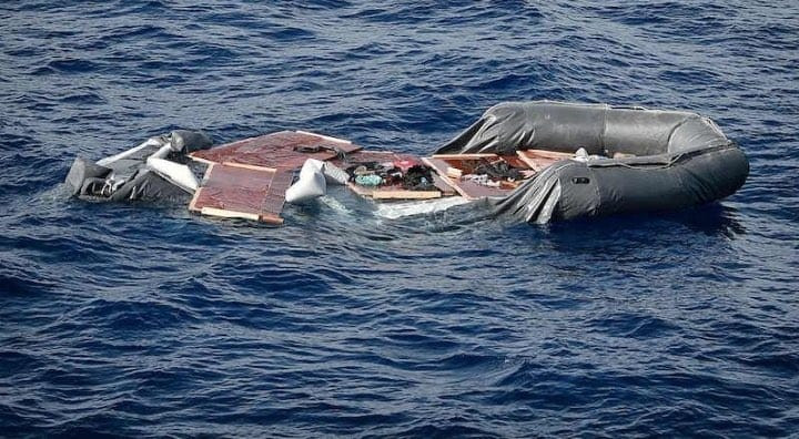 At least 41 African migrants die as boat sinks off Tunisia