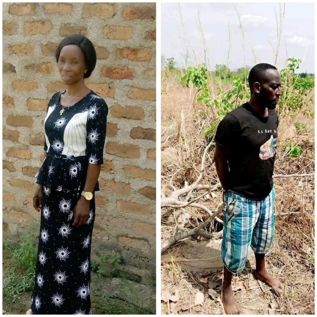 Man allegedly robs and kills married woman in Benue after rape attempt, dumps body in well