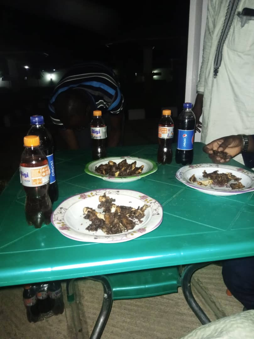 Man throws ram party in Katsina to celebrate Buhari