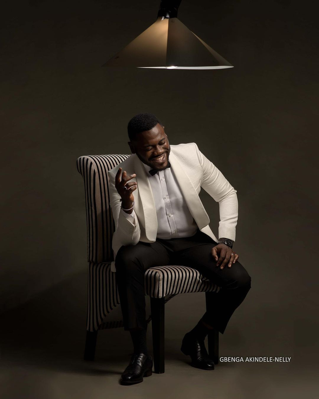 Actor, Deyemi Okanlawon, shares lovely new photos as he turns a year older