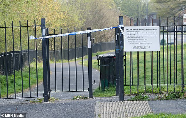 Woman in her 20s allegedly raped by gang of men in Manchester park