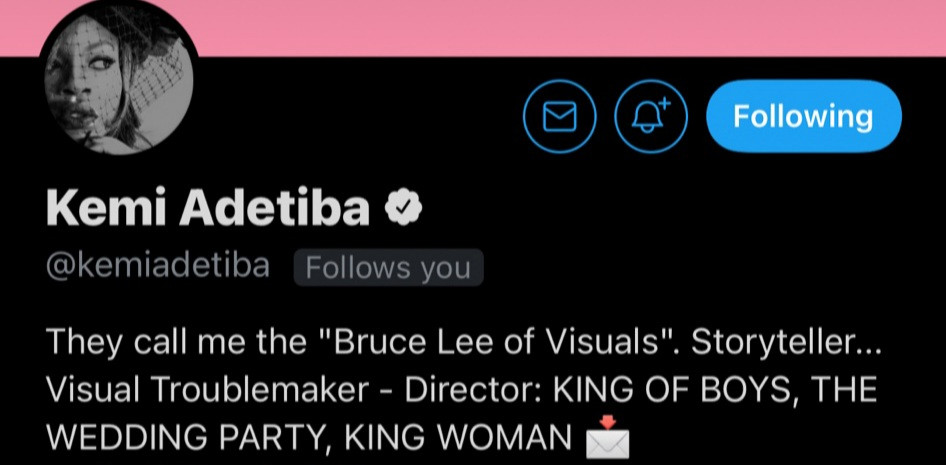 BBNaija star, Erica Nlewedim brags with the caliber of women following her on Twitter