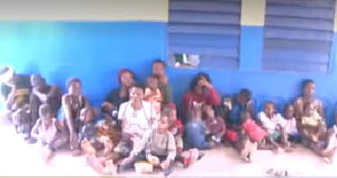 19 children, others rescued as police bust human trafficking syndicate in Edo (videos)