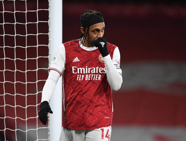 Arsenal captain, Pierre-Emerick Aubameyang deactivates Twitter account after ranting about Covid, online abuse and racism amid the Super League fury
