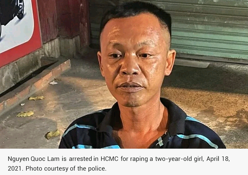38-year-old man arrested for allegedly raping his housekeeper?s 2-year-old daughter