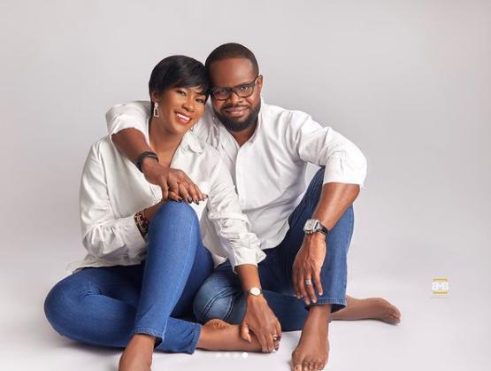 Stephanie Okereke  Linus celebrates 9th wedding anniversary with husband