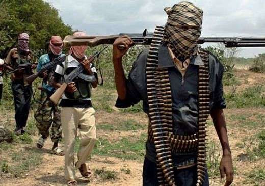 Bandits attack military camp in Niger state, set vehicles on fire