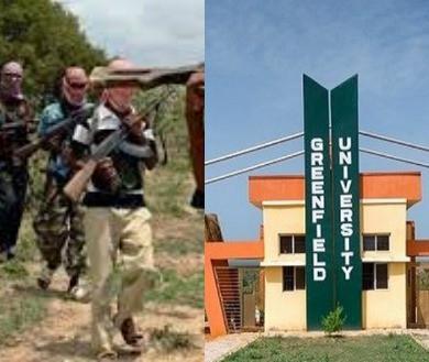 Abductors of students of Greenfield University Kaduna demand N800m ransom