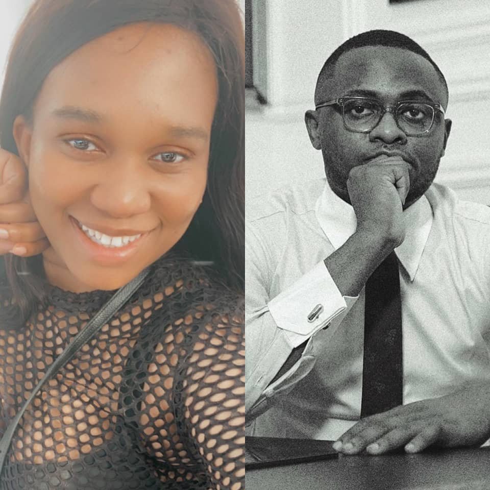 Sandra Iheuwa releases chats purportedly showing Ubi Franklin talking about marrying her to counter his claims that she