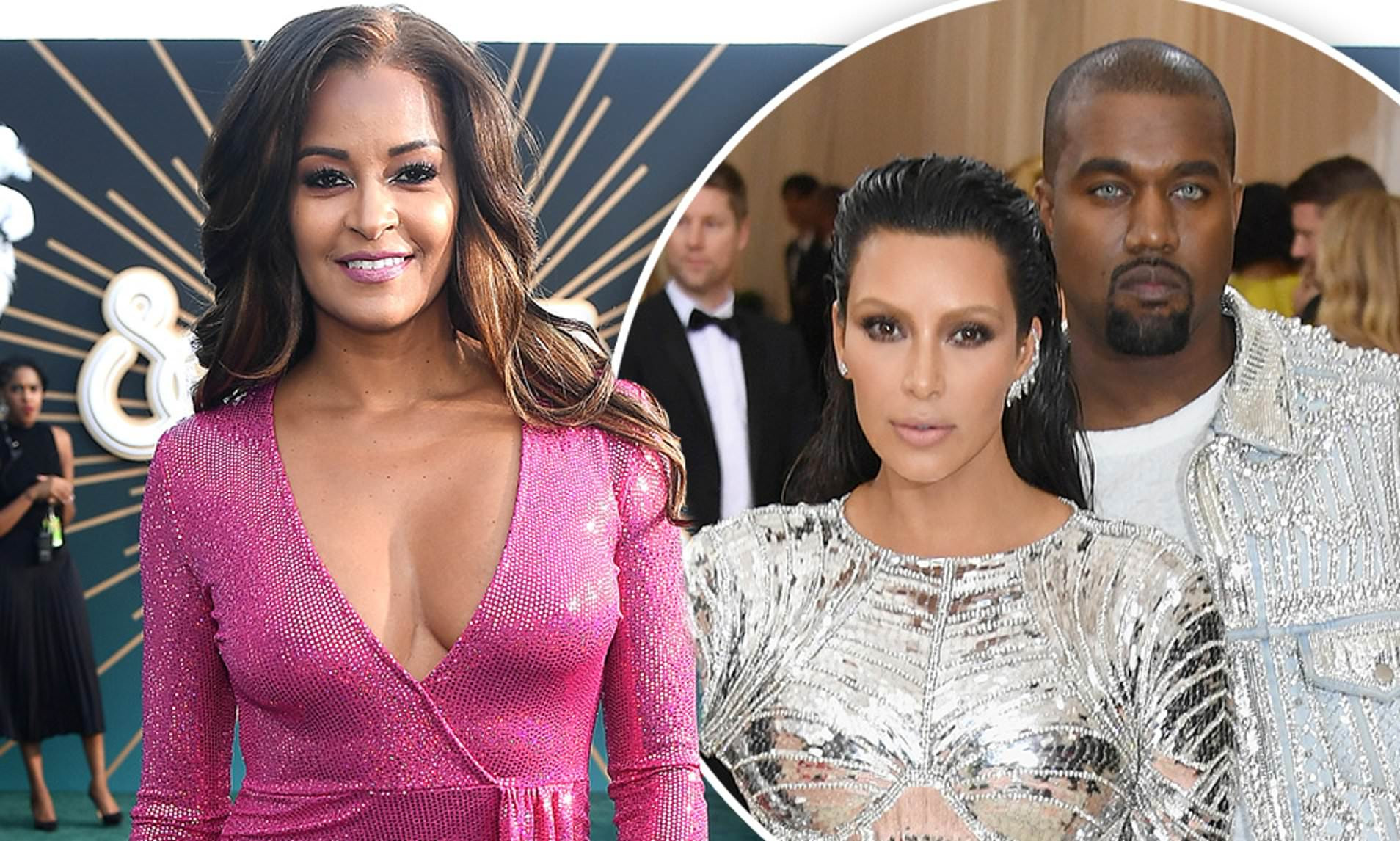 Real Housewives of Atlanta star, Claudia Jordan claims Kanye West tried to date her while still romantically involved with ex Kim Kardashian