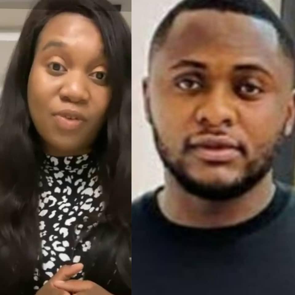 Ubi Franklin denies Sandra Iheuwa
