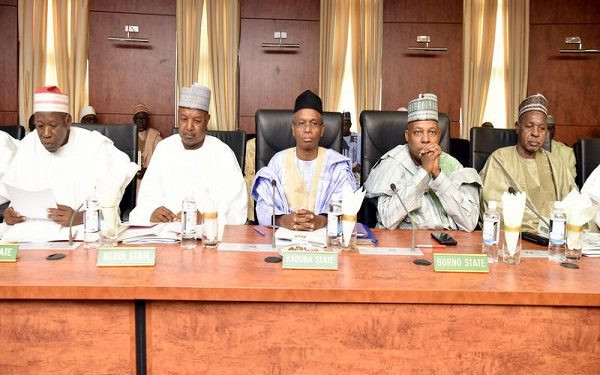 Buhari meets Northern Governors