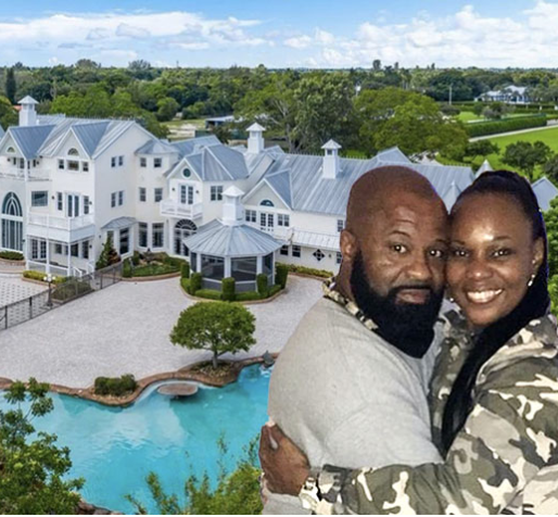 Couple invites guests to attend their wedding at mansion that isn