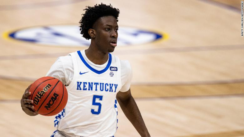Kentucky basketball player and NBA prospect,?Terrence Clarke dies at 19 following a car accident in LA