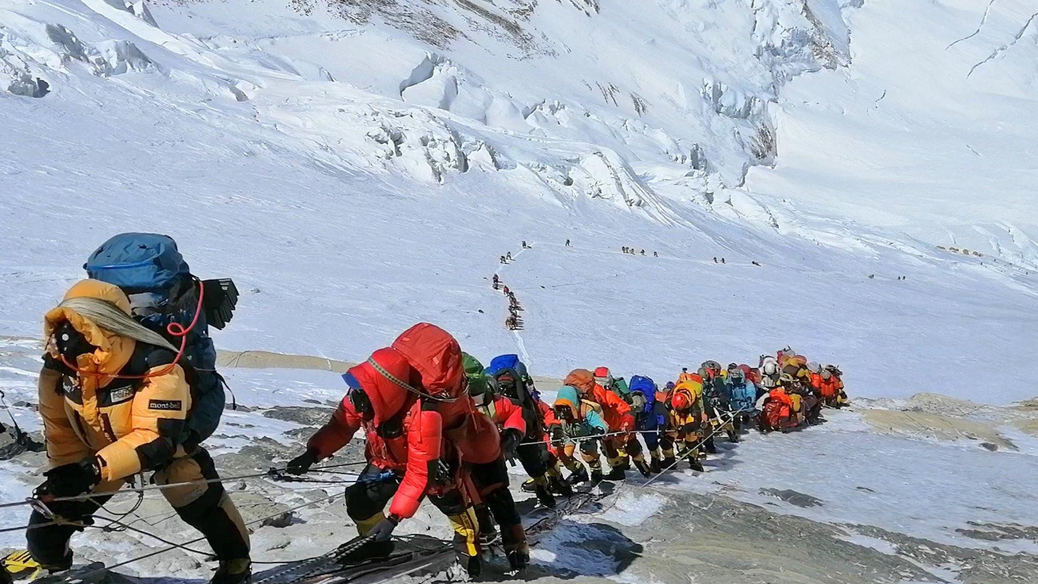 Coronavirus reaches Mount Everest as climber tests positive