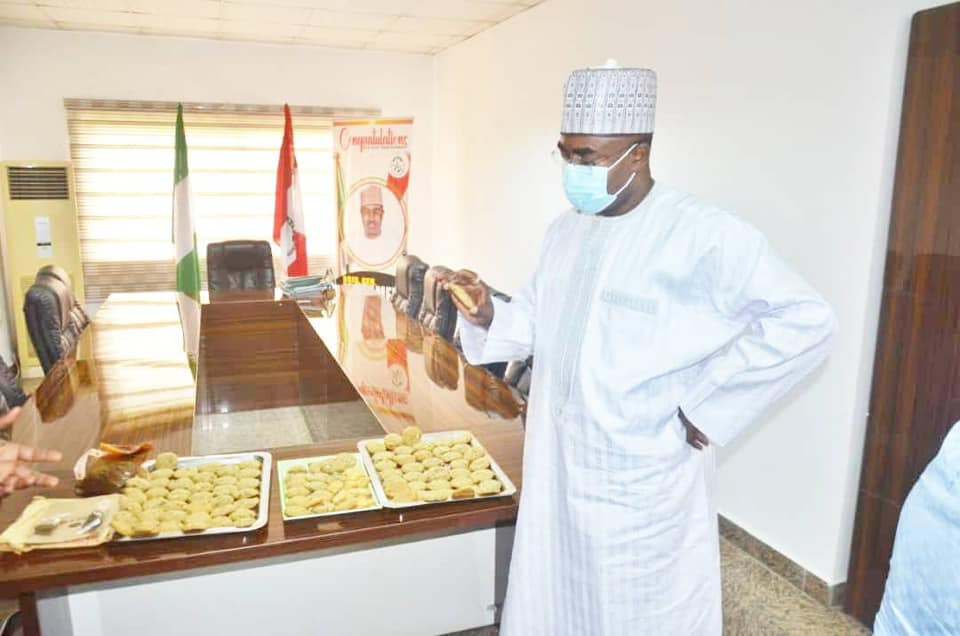 "NDLEA will go after supermarkets, confectionaries selling ""Abuja drug cookies"" - Marwa"