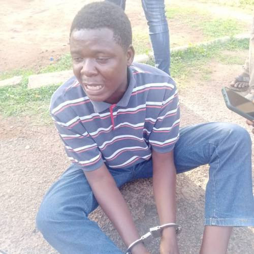 """""""I told them not to tell their parents because it has health benefits"""" - 30-year-old primary school teacher arrested for sodomizing male pupils in Ibadan"""